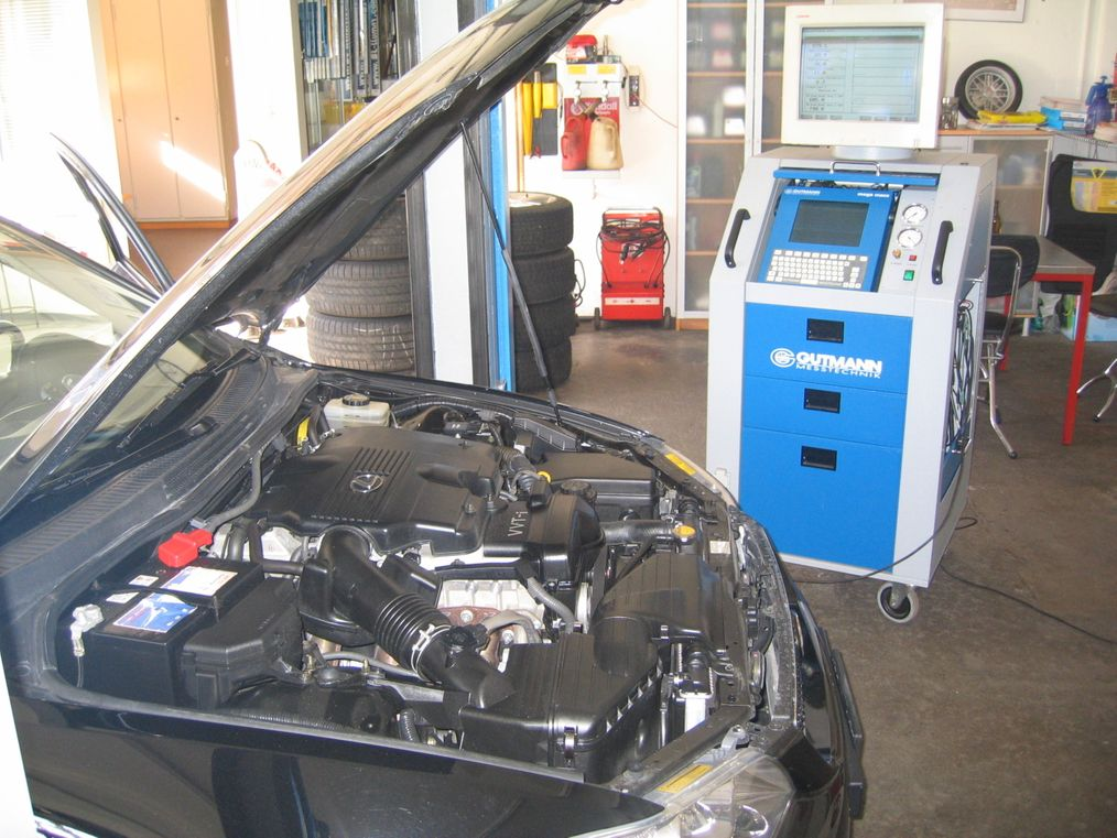 Diagnose - Waldegg-Garage Uitikon